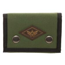 Legend of Zelda Tri Fold Wallet Zelda Gift Zelda Accessories Legend of Zelda Gif
