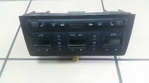 Audi a4 b6 cabrio clima control panel unit Steuergerat  8E0820043AC
