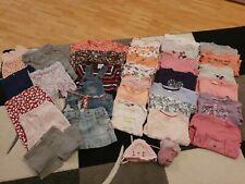 34 tlg. Baby Bekleidungspaket 74, Kleidungspaket, Kleiderpaket, Mädchen