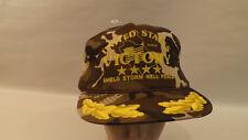 VTG Kuwait Victory Desert Shield Camouflage Snapback Trucker Hat/Cap NOS