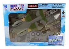 NewRay Pilot Model Kit Combat 14 Jet Plane Model Kit 1:72 Scale