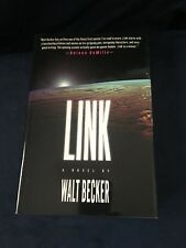 Link by Walt Becker (1998, Hardcover)