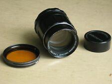 Super Multi-Coated Takumar 105MM, f/2.8 M42 Mount Lens GH1 GF1 Formats