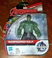"NIP Marvel Avengers - Age of Ultron: RAMPAGING HULK 4"" Action Figure!"