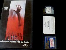 PSYCHO_ VHS EX NOLO_ FILM THRILLER 1998 _VHS USATA