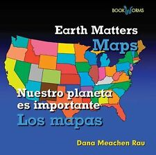 Maps/Los Mapas (Bookworms Earth Matters/)-ExLibrary