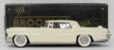 Brooklin 1/43 Scale BRK11A 001  - 1957 Lincoln Continental MK II Cream