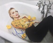Yvonne Strahovski Signed Photo 11x14