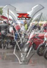 Adhesivo protector depósito  SUZUKI COMPATIBLE CON MOTO GSXR GSX-R TRANSPARENTE
