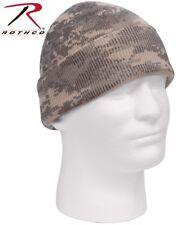 b9f2c6119fa Military Style Acrylic Watch Cap Sk iBeanie Helmet Liner Skull Cap Winter  Hat