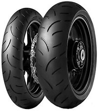 For Honda NC 700 S / DCT 2012-13 Dunlop Qualifier II Rear Tyre (160/60 ZR17) 69W