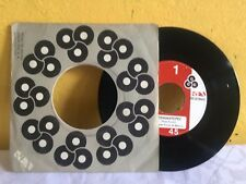 "MARIMBA VOCES DE MEXICO TEHUANTEPEC-LAS CHIAPANECAS MEXICAN 7"" SINGLE CS MARIMBA"