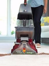 Carpet Power Scrub Deluxe Best Stairs Carpet Cleaner Machine Hoover FH50150 NEW