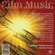 Film Music Sounds of Hollywood (volume 2), New Music