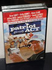 Patriot Act: A Jeffrey Ross Home Movie (DVD) Drew Carey, Blake Clark, BRAND NEW!
