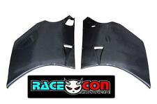 ducati 748 916 996 998 carbon fibre side panels and bellypan race style fiber