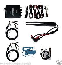Hantek 1008C USB 8CH Automotive Diagnostic Oscilloscope/DAQ/Program Generator