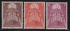 Luxembourg 329 - 331 set VF-OG-NH cv $ 78 ! see pic !