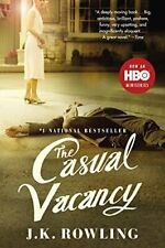 The Casual Vacancy,J K Rowling- 9780316265614