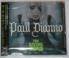 Paul Dianno The Living Dead JAPAN  IMPORT CD FACTORY SEALED WITH OBI