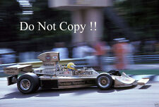 Harald Ertl Hesketh 308 Italian Grand Prix 1975 Photograph