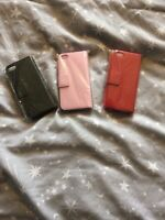 Job Lot of 3 Mobile Phone Cases Brand New in Cellophane For iPhone 5 5s
