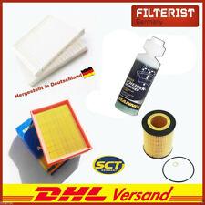 Innenraumfilter BMW 5er E39 Pollenfilter + Luftfilter + Ölfilter + GESCHENK