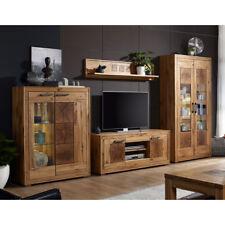 wohnzimmer m bel sets aus massivholz g nstig kaufen ebay. Black Bedroom Furniture Sets. Home Design Ideas
