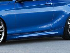 CUP Seitenschweller Schweller Sideskirts Schwert ABS BMW 1er F21 F22 Ingo Noak