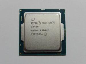 Processeur CPU Intel Pentium G4400 (3,30Ghz) socket LGA 1151 Neuf