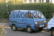 Bedford rascal van Vauxhall photograph 6x4 photo Suzuki carrier 1990 box vehicle