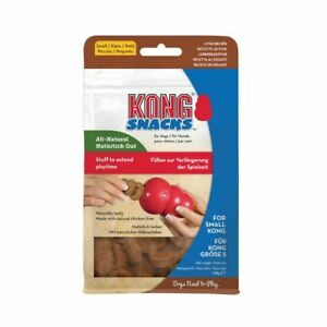 KONG Small Snacks For Small Dogs & Puppy  - Liver Recipe