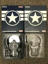 MEZCO TOYZ One:12 PX Exclusive Steve Rogers Captain America - BOX ONLY
