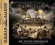 A.D. The Bible Continues: The Revelation that Changed the World - unabridged