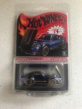 Hot Wheels RLC 2018 Redline Club Selections Custom 1972 Datsun 240Z Blue Color