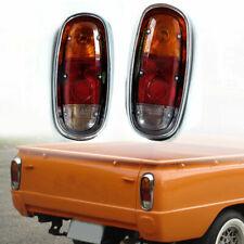 For1967–1977 Mazda Familia Grand 1000 1200 Truck ute Tail Lamp Rear Pair