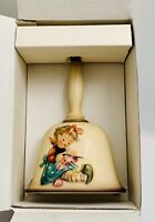 MJ HummelL Goebel Handcrafted 1983 6th Edition Annual Bell With Box