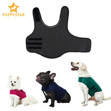 Dog Anxiety Vest Pet Calming Jacket Reflective Thunder Costume Cotton Shirt