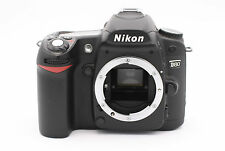 Nikon D D80 10.2MP Digital SLR Camera - Black (Body Only) - Shutter Count: 1580