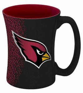 Arizona Cardinals 14oz Coffee Mug NFL Mocha Style
