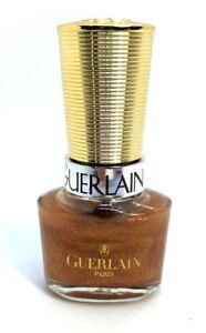 Guerlain Vernis A Ongles Nail Colour ~ Copper Sparkle ~ .4 oz