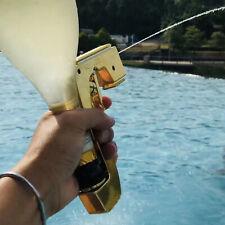 New Champagne Sprayer Dispenser Bottle Beer Spray Gun High Quality Zinc Alloy