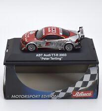 """Schuco 04899 ABT Audi TT-R """" Peter Terting """" Saison 2003, 1:43 , OVP, B303"""
