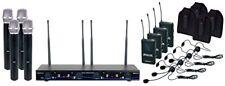 Vocopro DIGITAL34ULTRA Four Channel Digital Wireless Handheld System