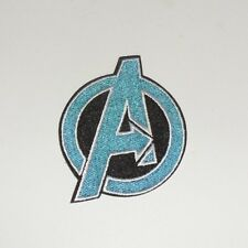 """AVENGERS LOGO Embroidered iron on Patch 3 1/4"""" NEW"""