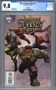 Marvel Zombies Return #1  Rare 1:50 Arthur Suydam Variant  1st Print CGC 9.8