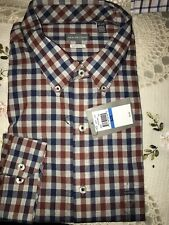 Van Heusen men long sleeve Shirt Brand NEW Size XL Classic Fit