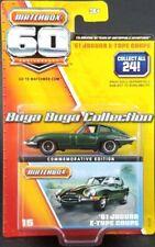Matchbox 60th Anniversary '61 Jaguar E-Type Coupe Commemorative Edition