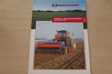 158891) Kongskilde Drillmaschine Prospekt 09/2001