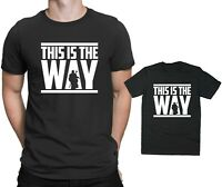 This Is The Way Ideas Gift For Christmas Adult And Kids Top Tee Shirt